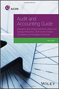 Audit and Accounting Guide Depository and Lending Institutions, 2nd edition
