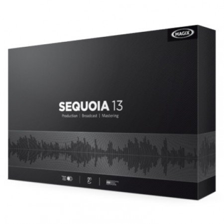 Magix Sequoia 13.1.3.176 (x86) Multilingual + Contents Pack