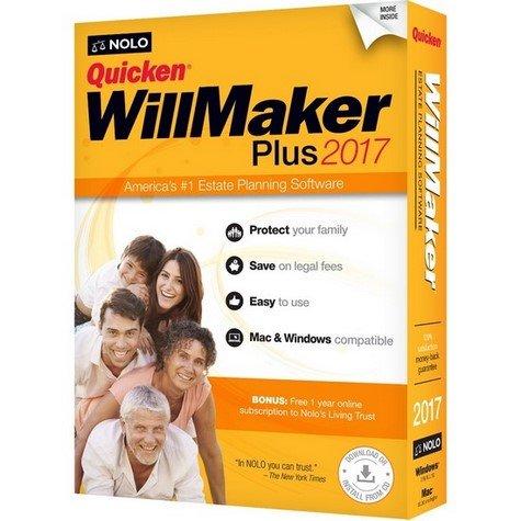 Quicken WillMaker Plus 2017 17.7.2241.0