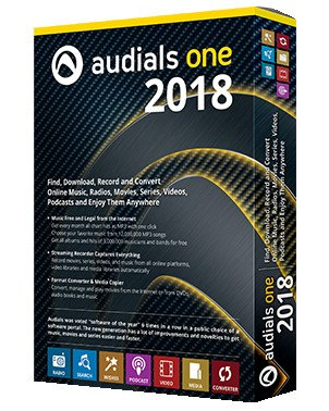 Audials One 2018.1.25300.0 Multilingual