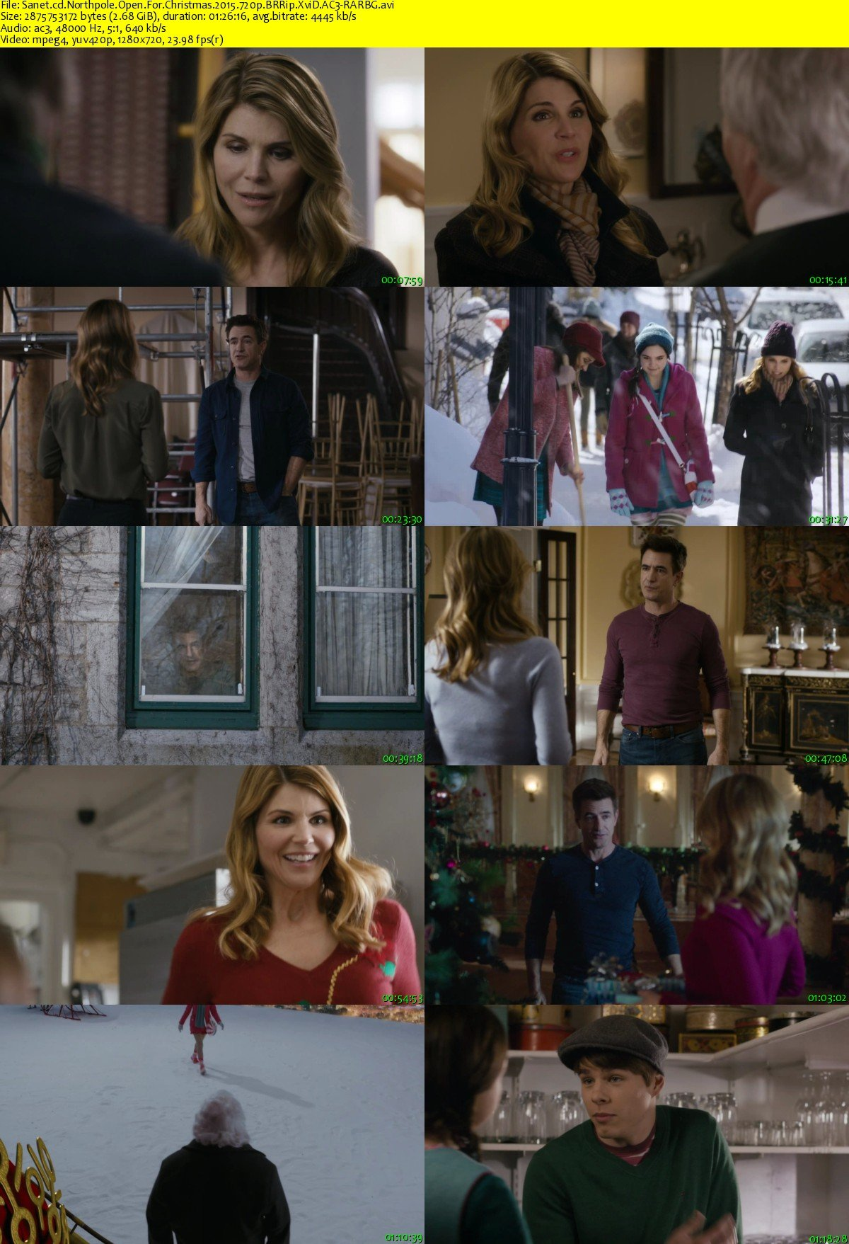 Download Northpole Open For Christmas 2015 720p BRRip XviD AC3-RARBG ...