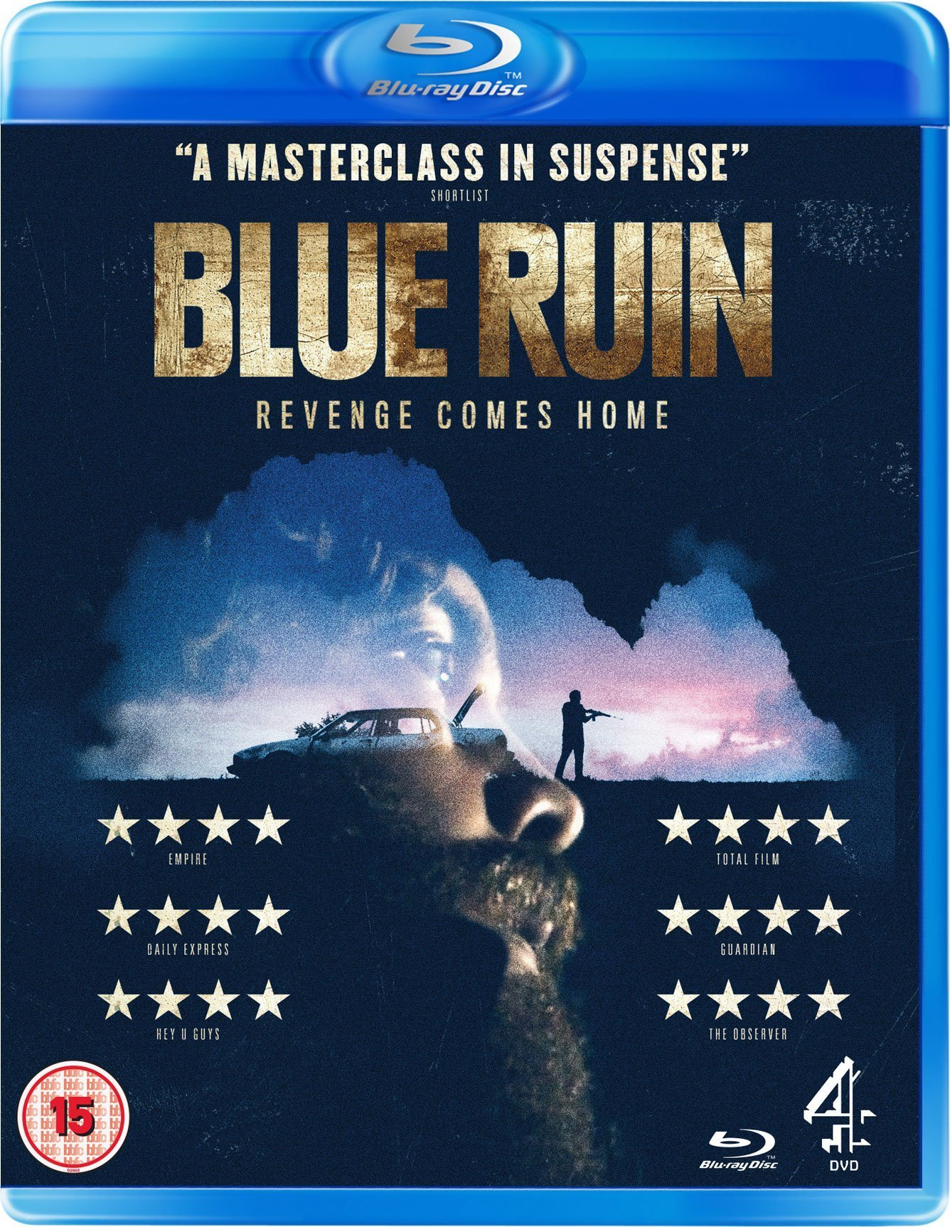 Download Blue Ruin 2013 BRRip XviD MP3-RARBG - SoftArchive