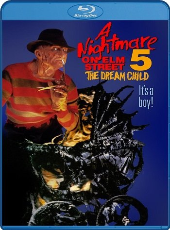 A Nightmare on Elm Street 5 The Dream Child (1989) BluRay 720p 530MB Dual Audio ( Hindi – English ) ESubs MKV