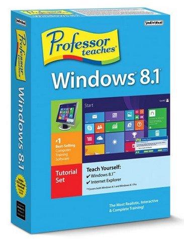 Individual Software Professor Teaches Windows 8.1 v1.2