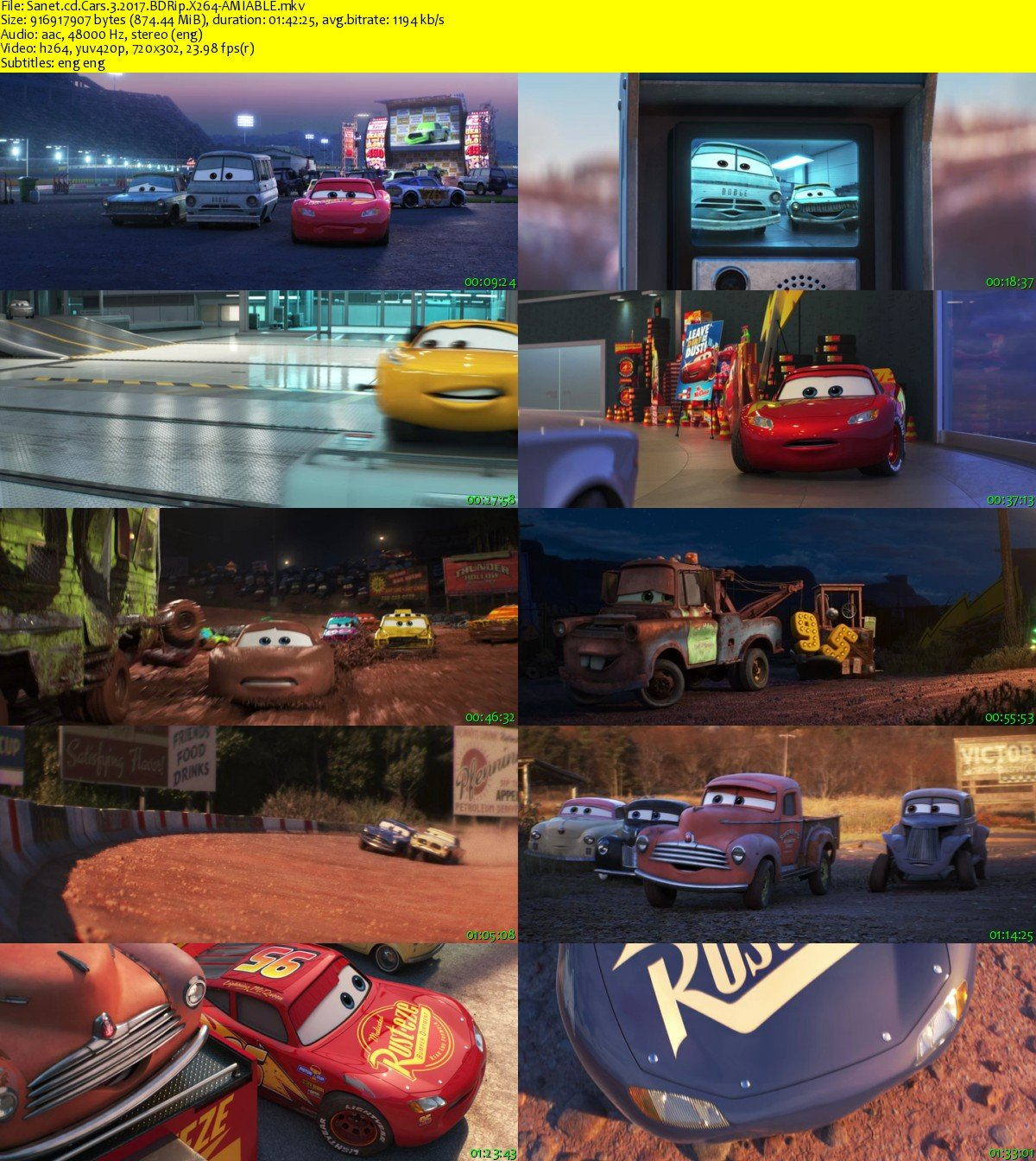 watch cars 3 2017 full movie download online stream hd