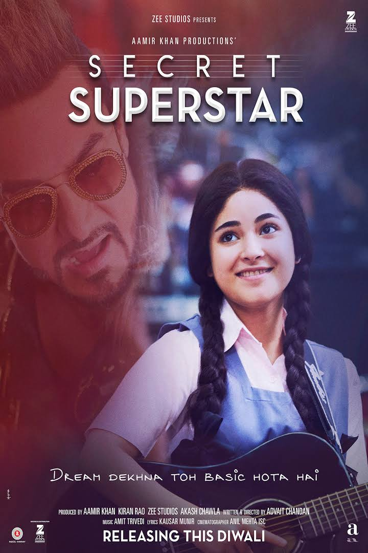 Secret Superstar 2017 4K WEB-DL AAC H264- urTV