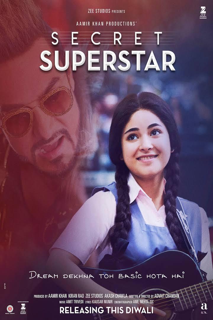Secret Superstar 2017 4K WEB-DL AAC H264- urTV