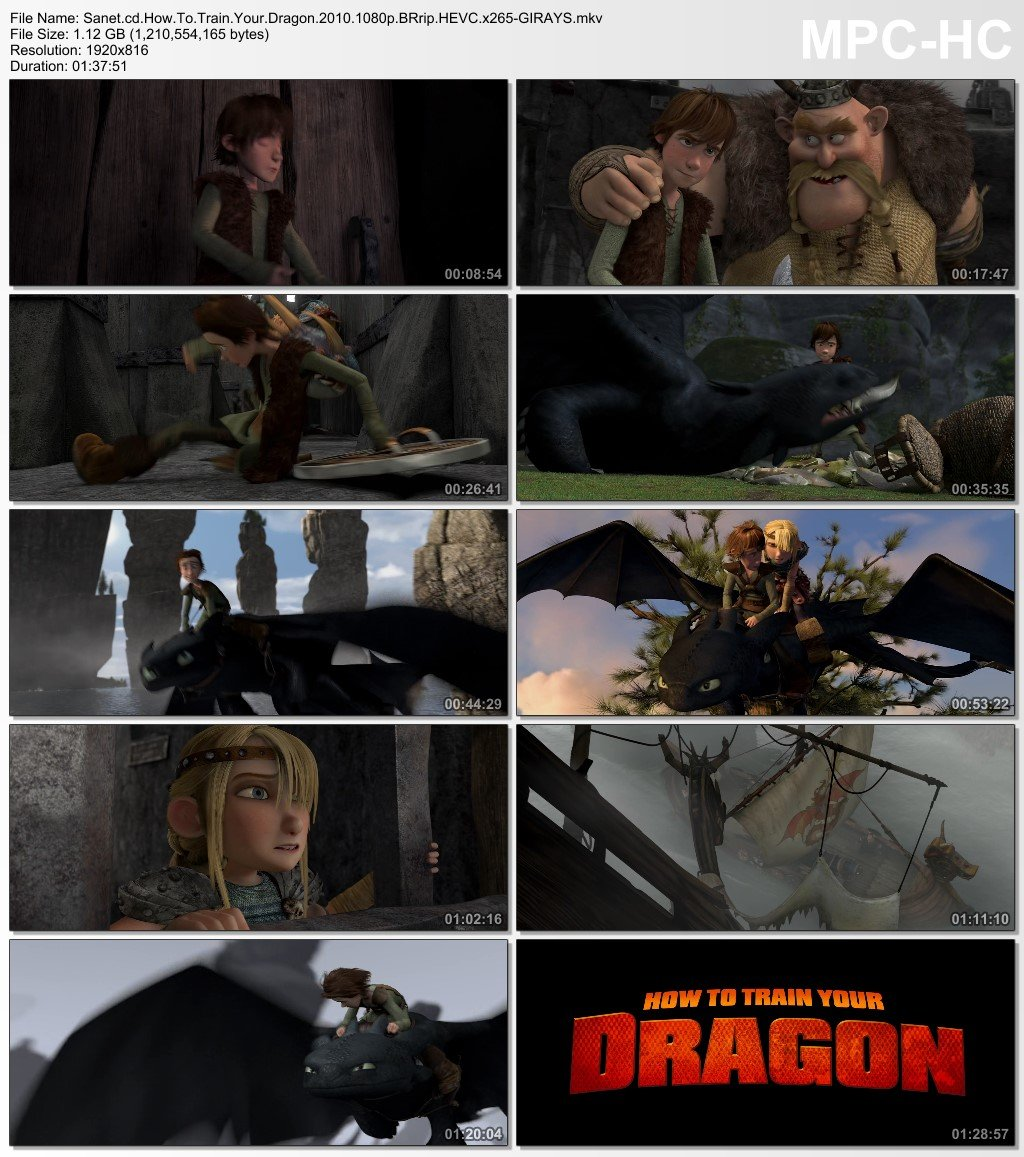how to train your dragon series download