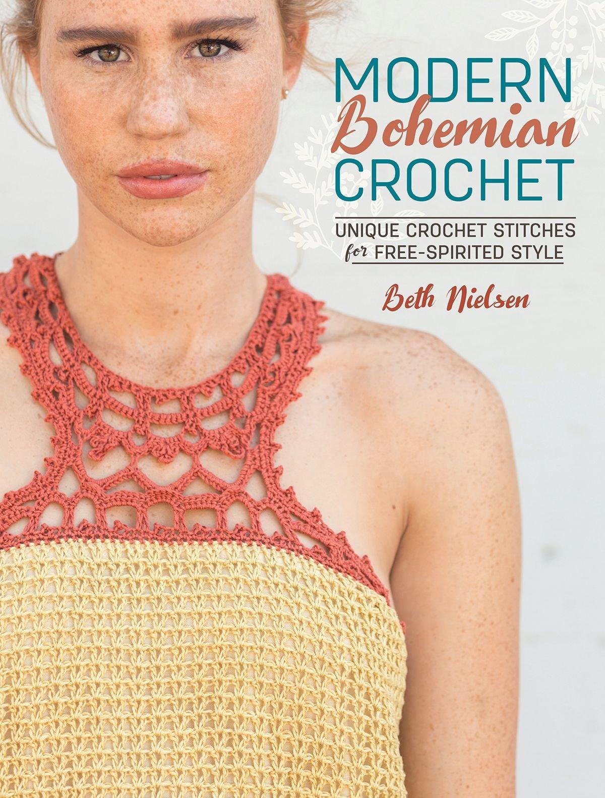 Download Modern Bohemian Crochet: Unique Crochet Stitches for Free