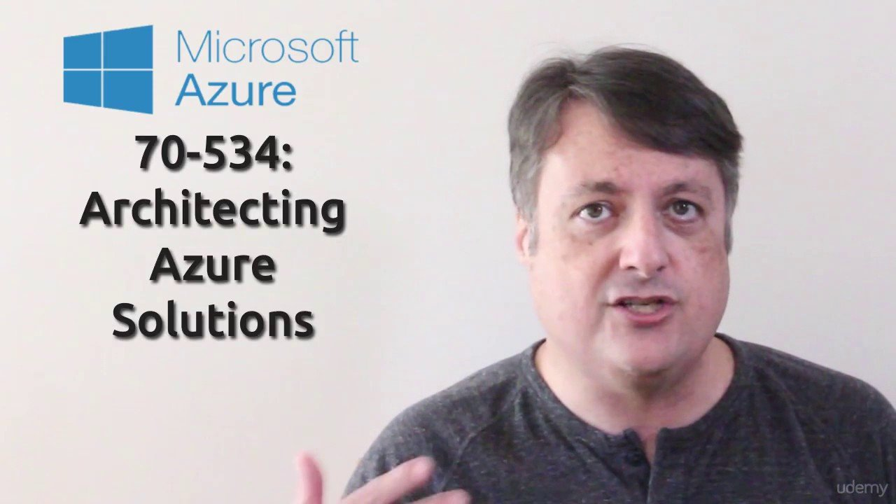 Download 70-534 Architecting Microsoft Azure Solutions