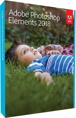 Adobe Photoshop Elements 2018 v16.1 macOS
