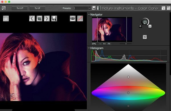 Picture Instruments Color Cone 1.1 (macOS)