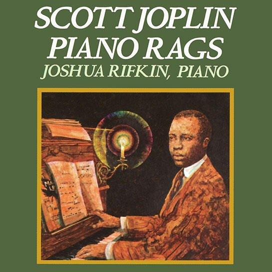 Joshua Rifkin - Scott Joplin: Piano Rags (1987) FLAC