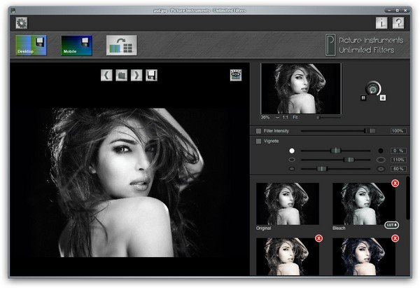 Picture Instruments Unlimited Filters Pro 1.2.1