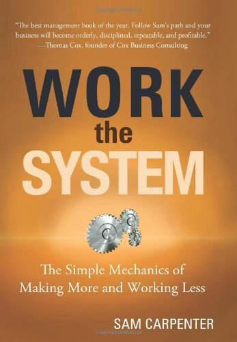 Work The System Sam Carpenter Epub