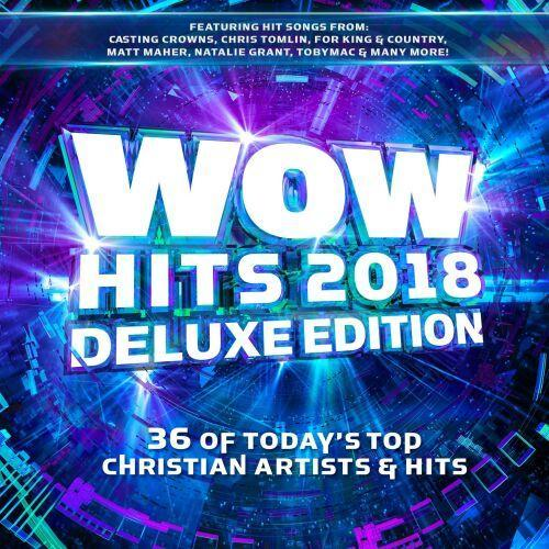WOW Hits 2018 [2CD Deluxe Edition] (2017).mp3 320 kbps