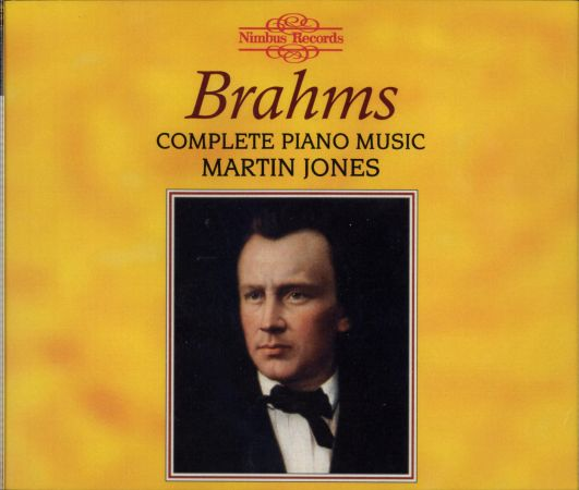 Martin Jones - Brahms: Complete Piano Music (1992) FLAC