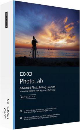 DxO PhotoLab 1.0.2 Build 2600 Elite (x64) Multilingual