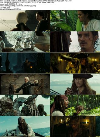 Download Pirates of the Caribbean 2 Dead Mans Chest 2006 1080p