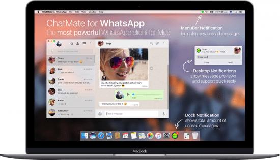 ChatMate for WhatsApp v4.2.1 Multilingual macOS