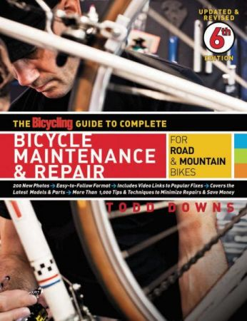 the bicycling guide to complete bicycle maintenance & repair pdf