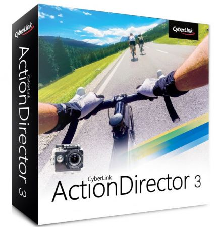 CyberLink ActionDirector Ultra 3.0.2219.0 Multilingual