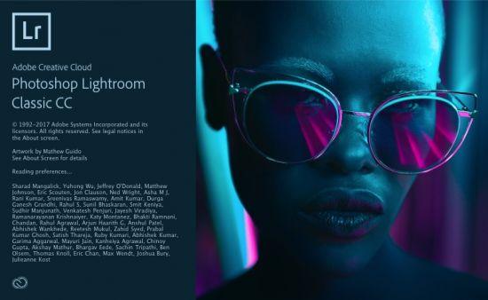 Adobe Photoshop Lightroom Classic CC 2018 7.1.0.10 Multilingual