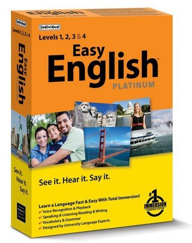 Individual Software Easy English Platinum v11.0