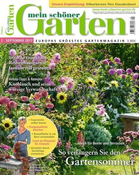 download mein sch ner garten september 2017 softarchive. Black Bedroom Furniture Sets. Home Design Ideas