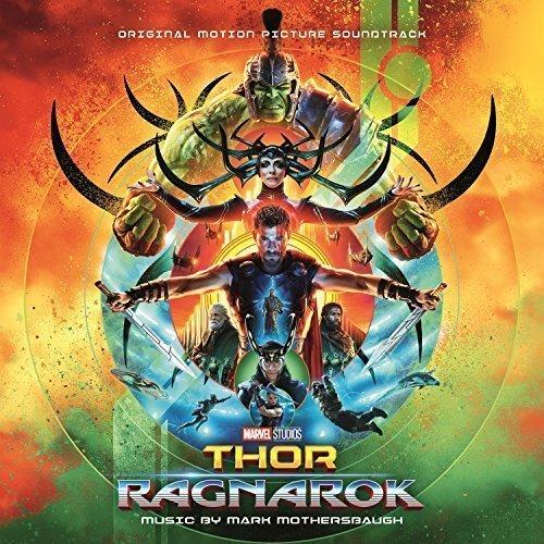 Mark Mothersbaugh - Thor Ragnarok (Original Motion Picture Soundtrack) (2017)