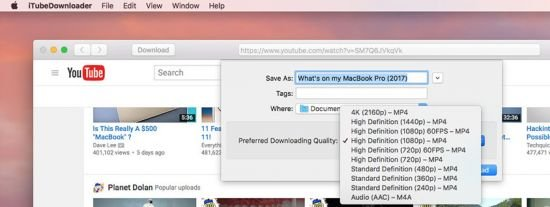 iTubeDownloader 6.4.4 macOS