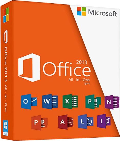 Microsoft Office 2013 ProPlus VL X64 MULTi-17 v3 Oct 2017