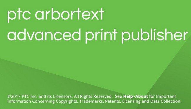 PTC Arbortext Advanced Print Publisher 11.2 F000 Multilingual