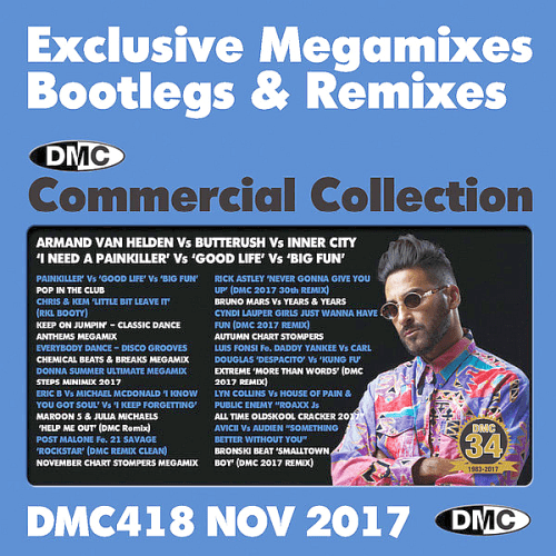 DMC Commercial Collection Vol 418 (2017)