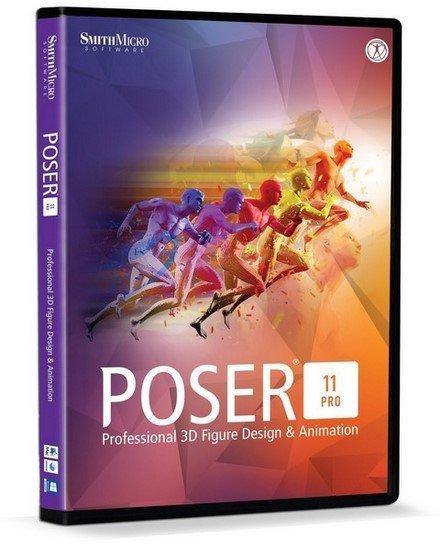 Smith Micro Poser Pro 11.0.8.34338