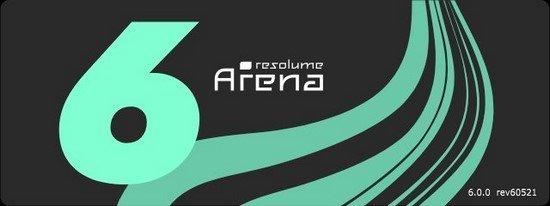 Resolume Arena 6.0.0 Rev 60521 MacOSX 190315