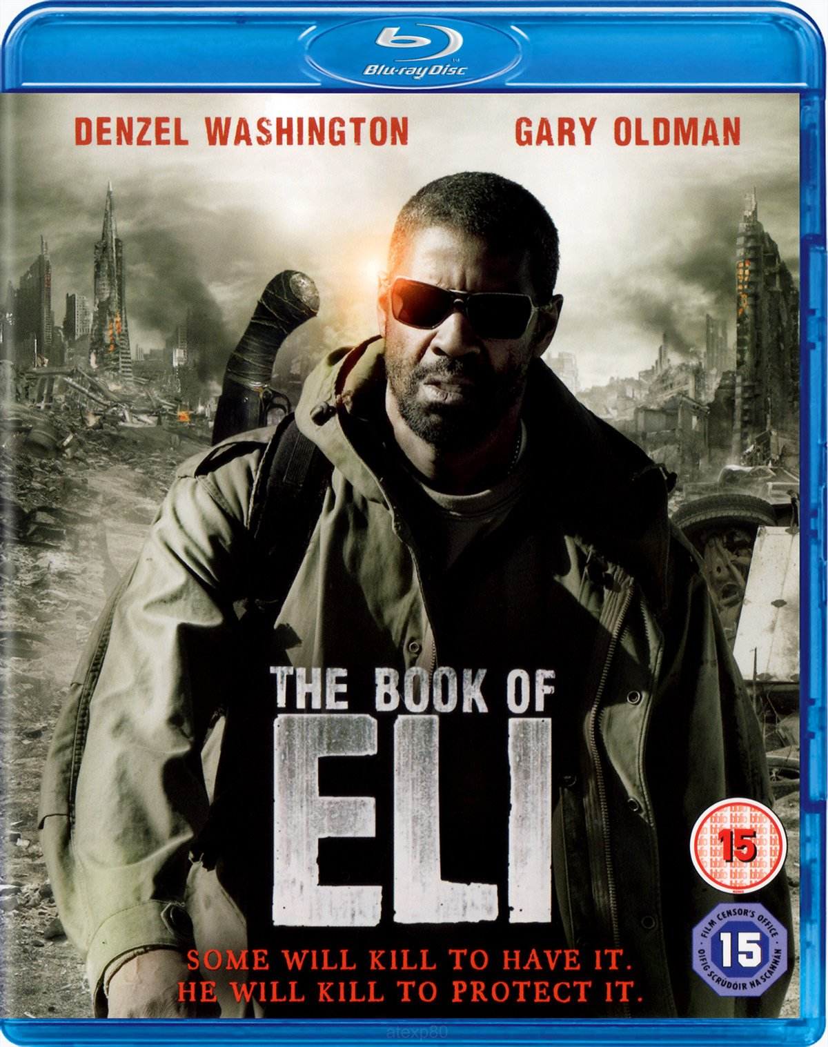 download the book of eli 2010 bluray 1080p dd5.1 h265-d3g - softarchive