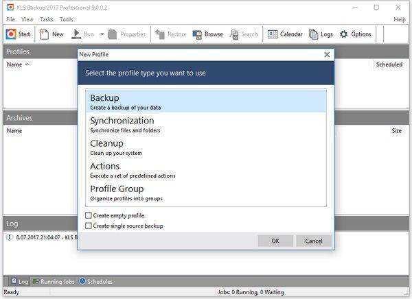 KLS Backup 2017 Professional 9.0.2.1