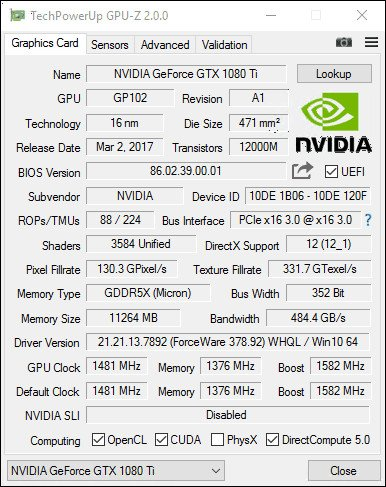 GPU-Z v2.31.0                                   [Ingles] [UL.IO] 84RdGhoFlKpLesxJNlZ6UPCLBu9ZyVZG