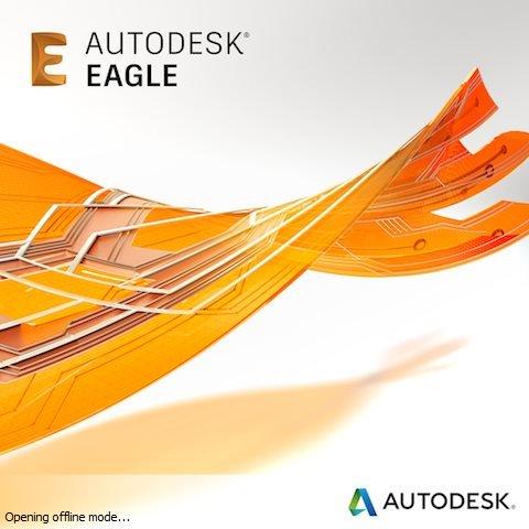 Autodesk EAGLE Premium 9.1.2 (x64)
