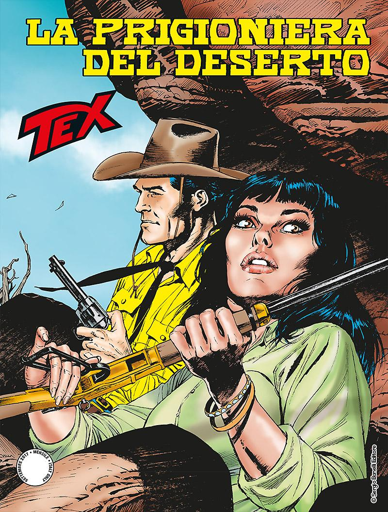 Tex Willer Ebook