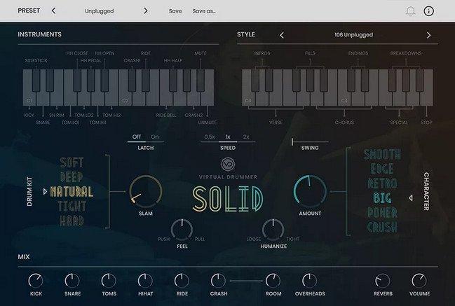 uJAM Virtual Drummer SOLID 1.0.0.1008