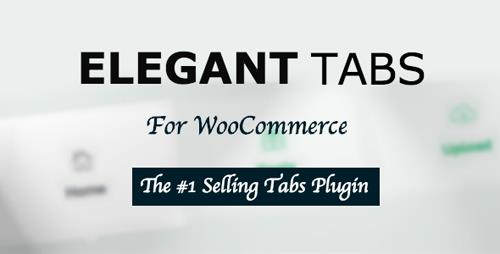 Download CodeCanyon - Elegant Tabs for WooCommerce v2 2 0