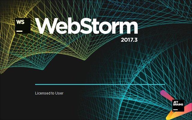 JetBrains WebStorm 2017.3.1 Build 173.3942.31