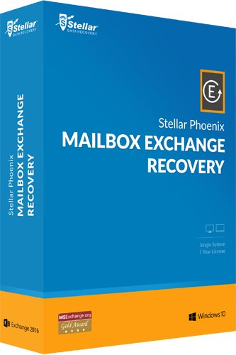 Stellar Phoenix Mailbox Exchange Recovery 8.0.0.0