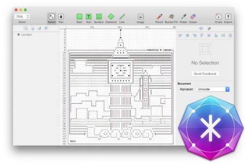 Monodraw 1.3 macOS