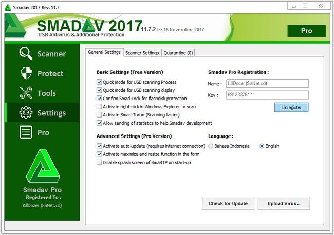 Smadav Pro 2017 11.7.2