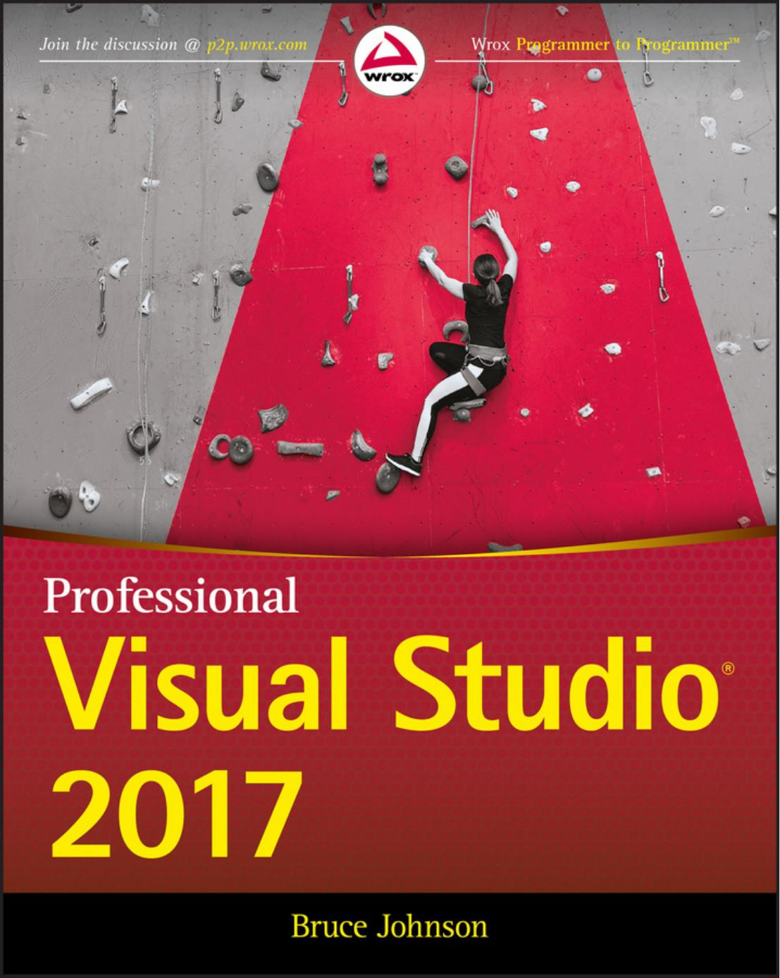 visual studio 2017 tutorial pdf