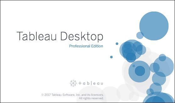 Tableau Desktop Professional Edition 10.5.2 (x64) Multilingual Portable
