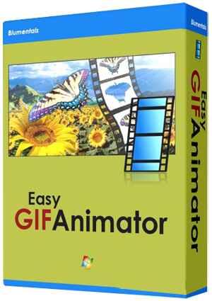 Blumentals Easy GIF Animator Pro 7.1.0.59 Portable